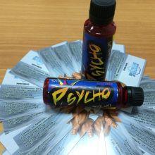 Жидкий предтренировочный комплекс Psycho 25мл*2 пор (Epic Labs)